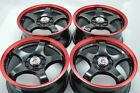 15 Wheels Accord Civic Integra Vigor Cobalt Prelude XB Cooper Rims 4x100 4x1143