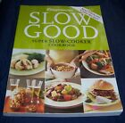 Weight Watchers SLOW GOOD Super Slow Cooker Flex and Core Cookbook