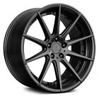 20 VERDE V20 INSIGNIA SATIN BLACK WHEELS FOR TESLA MODEL S