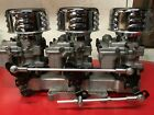 Tri Power Rochester Carbs w Linkage and Air Cleaners