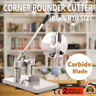 9KG198LB Corner Rounder Cutter Hold Paper Function All Metal PVC Paper