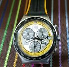 SWATCH IRONY CHRONO- AG2007 - SWISS  WATCH-for parts/repair