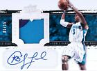 2009-10 Exquisite Noble Nameplates Auto Patch Chris Paul (1 15) 3 Color Hornets