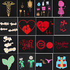 Metal Cutting Dies Stencil Scrapbooking Paper Card Craft Embossing DIY Die Cut