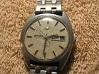Enicar Automatic. 25 jewels. Swiss. Day/Date. Quick set.