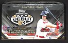 2016 Topps Pro Debut Baseball Sealed Hobby Box