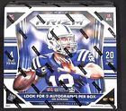 2015 Panini Prizm Football Sealed Hobby Box