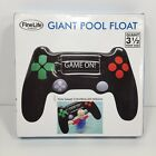 Fine Life Giant Pool Float Inflatable Game Controller Pool Party Rave Toy