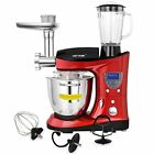 CHEFTRONIC 4 In 1 Upgraded Multifunction Kitchen Stand Mixer SM-1088 1000W 7....
