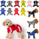 4 Leg Sweatshirt Adidog Warm Hoodie Clothes For Small Pet Dog Cat Puppy Casual