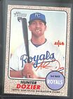 2017 Topps Heritage High Number Baseball Cards 74