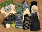 Baby Boys Clothing Lot Size 0 3 3 6 Months Carters Gap Old Navy Koala Baby