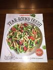 Weight Watchers book YEAR ROUND FRESH Smart Points Plan food guide meals recipes
