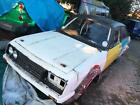Mk2 Ford Escort 1600 sport ex rally car rs2000 front xpack wings project take a