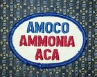 VINTAGE RARE AMOCO AMMONIA ACA FERTILIZER COMPANY Sew-On Patch