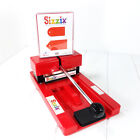 Sizzix Personal Die Cut Cutter  System Converter  Tag Set 38 0236 Provo Craft