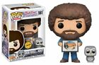 Funko Bob Ross And Hoot CHASE Pop 3.75
