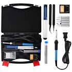 Precision Soldering Gun Micro Pen Kit Small Electrical Rosin Sterling Heavy Duty