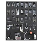 NEX Sewing Machine Presser Feet Set 32pcs Walking Foot for Brother Singer kit