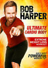 Bob Harper Ultimate Cardio Body DVD 2010 Widescreen NEW FREE Shipping