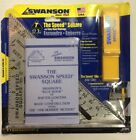 "Swanson 7"" The Speed Square 5 In One Tool UsedToolShop.com"