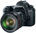 Canon EOS 6D 202 MP DSLR Camera with24 105mm f 4L Lens IS USM
