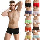 UNISEX Body Sculpting Lycra Boxer Shorts Hot Mini Underwear Boyshorts Brief BNWT