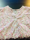 Old Navy XXL Floral Button Down Blouse