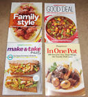 Weight Watchers Family Style  Good Deal  In One Pot  Make and Take Meals Soft