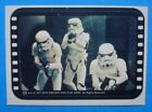 Topps 1977 *STAR WARS -Yellow 3rd Series* STICKER #30 Imperial STORMTROOPERS Ex+