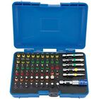 Draper 82405 Screwdriver Bit Set With Magnetic Holder - Multi-Colour (60-Piece)