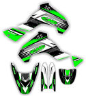 FMF Exhaust Graphic Kit fits Kawasaki Klx140 klx Green 08-19 Graphics Decal