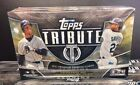 2017 TOPPS TRIBUTE HOBBY BOX