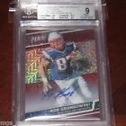 Rob Gronkowski #'1 5 1 1 2016 Panini National Convention Auto Kaleidoscope Red