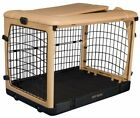 NEW Pet Gear The Other Door Steel Crate Tan Black 36 FREE2DAYSHIP TAXFREE