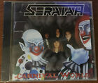 SERAIAH - CARNIVAL WORLD 1990 Pure Metal CD still sealed ss mint Christian Metal