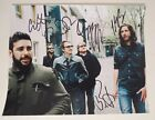 Band of Horses REAL hand SIGNED 11x14