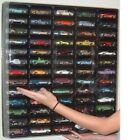 Hotwheels Display Case Matchbox 1 64 Scale Clear Collect Dust Cover 65 Cars Mint