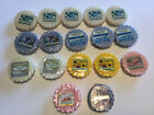 Lot of 17 Yankee Candle Floral Tarts Tiare Sweet Pea Sunflower