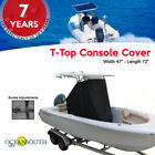 Center Console T TOP COVER BLACK Large