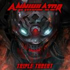 Annihilator - Triple Threat (2CD) Korea Import New Sealed
