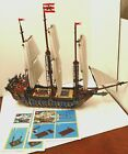 Lego 10210 Imperial Flagship 100% complete instruction reprint & minifigs RARE!