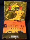 1994 Skybox The Lion King & Loin King Series 2 Factory Sealed 2 Box Lot