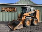 2006 CASE 410 SKID STEER LOADER SKIDLOADER ENCLOSED HEAT AC CHEAP SHIPPING RATES