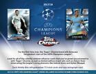 2018 Topps Champions League Chrome Soccer Hobby Box (18 Packs 4 Cards)