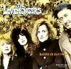 THE LOVEMONGERS Battle Of Evermore JAPAN Maxi-Single TOCP-7584 1993 OBI