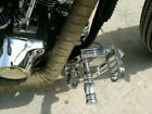 Harley Polished Forward Controls Footpegs Softail FXST C Custom Heritage 84 99