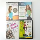 Fitness Workout DVDs Weight Watchers Higher Ground Boot Camp My Booty 3 NEW