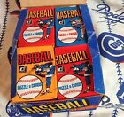 1981 Donruss Baseball Box I Packed Up With Variation Fun Bag Wrappers 36 Pks.