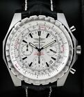 Breitling Bentley Motors T Chronograph A25363 48mm Auto Box & Papers